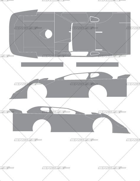 dirt late model template srgfx comschool of racing graphics