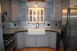 tin backsplash kitchen backsplashes contemporary tampa the benefits elliott spour house