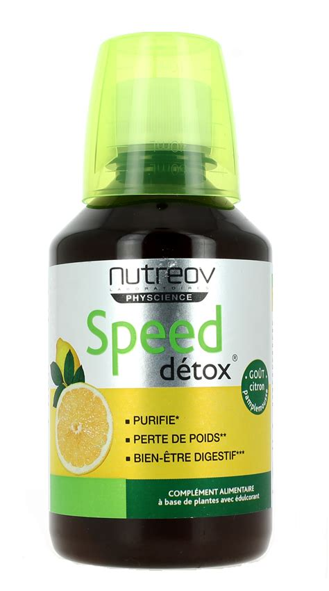 Speed Detox by Sant Guide D Achat