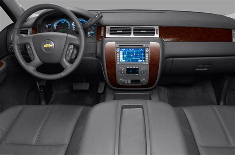 Chevrolet Tahoe Interior by 2011 Chevrolet Tahoe Hybrid Price Photos Reviews