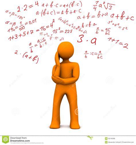 imagenes de matematicas en blanco matem 225 ticas fotos de archivo libres de regal 237 as imagen