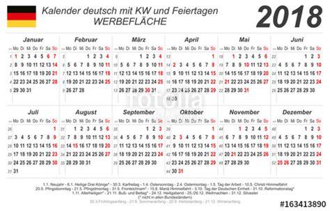 Kalender 2018 Excel Quer Quot Kalender 2018 Grau Quer Mit Feiertagen