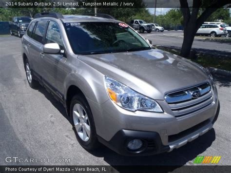subaru outback tungsten compare 2015 forester and outback autos post