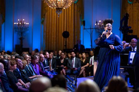 in performance at the white house in photos black history month at the white house whitehouse gov