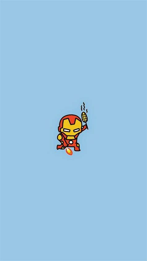 iron man cartoon wallpaper gallery