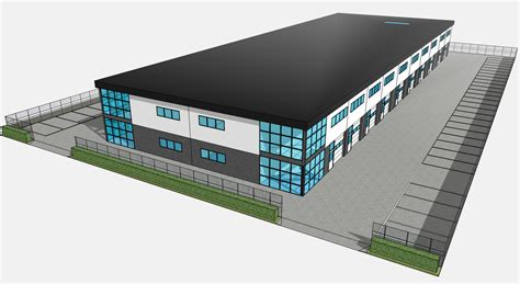 gambar layout warehouse robert verspuy 187 google sketchup is cool and easy