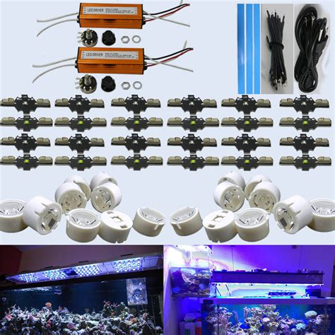 Lu Led Aquarium Diy 30w 60w 90w 120w 300w solderless diy led aquarium light kit for led fish tank lighting in grow