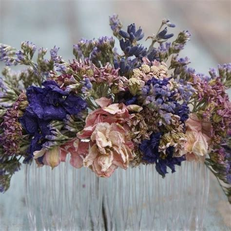 fiori lavanda secchi realizzare composizioni di fiori secchi fiori secchi