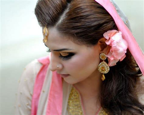 hairstyles in pakistan 2013 vedio pakistani bridal hairstyles for long hiar with veil half