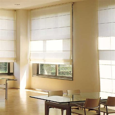 tende per finestre da interno free tende a pacchetto with tende per finestre da interno