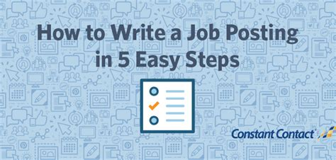 How To Write An Essay 10 Easy Steps by How To Write A Posting In 5 Easy Steps Constant Contact Blogs