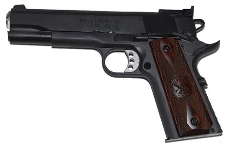 Springfield 1911 Range Officer Review by Springfield Range Officer 1911 Review Fateofdestinee Car