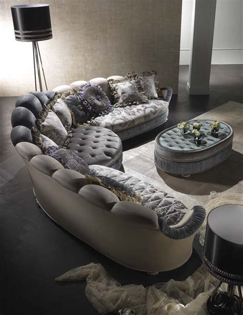 corner sofa low lying cappelletti luxury furniture mr