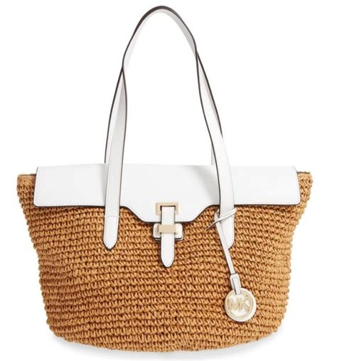 straw bags totes for summer 2016