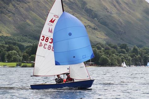 two miracle sailing dinghys now for sale