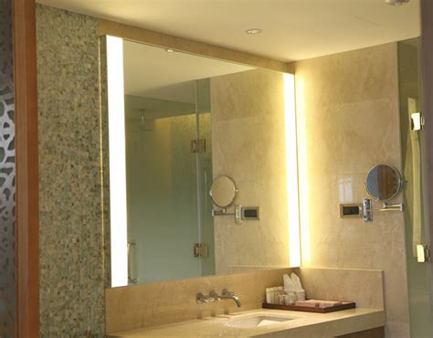 hotel bathroom mirrors shanghai hotel bathroom light mirrors modern bathroom