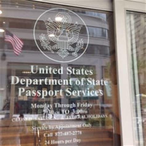 New York Passport Office by New York Passport Agency 13 Photos Services