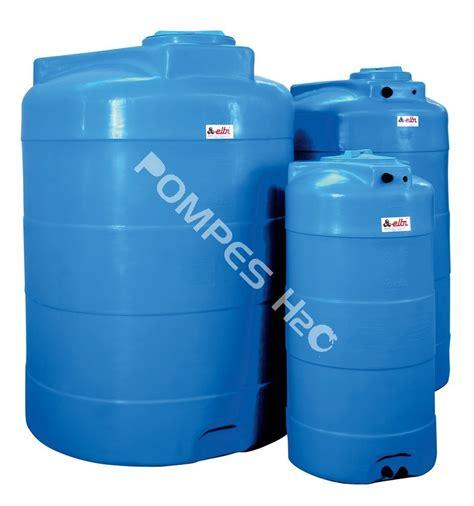 cuve a eau 660 r 233 servoir vertical eau potable en poly 232 thyl 232 ne hd 1000 l