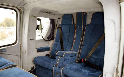 Eurocopter Interior by Premier Jet Aviation Jetav Eurocopter Ec 135t1
