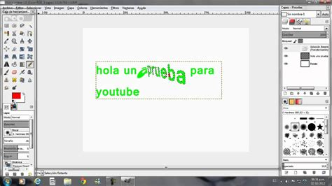 tutorial gimp 2 8 español tutorial gimp 2 8 youtube