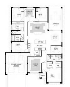 House Plans With Big Bedrooms 4 bedroom bungalow house plans in nigeria tolet insider