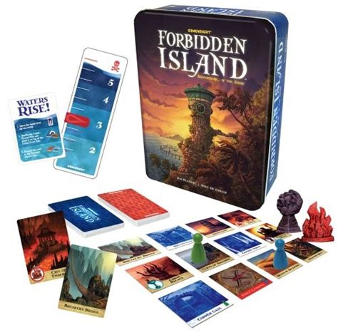 forbidden island books forbidden island a mighty