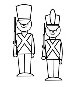 toy soldier coloring page az coloring pages