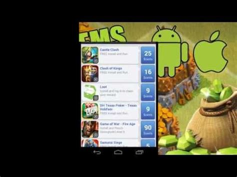tutorial hack gems coc 2015 free gems coc cash4apps hack code youtube