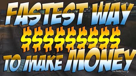Quickest Way To Make Money Gta 5 Online - gta v fastest way to make money 11mil hr no wait
