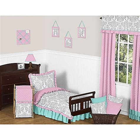 sweet jojo toddler bedding sweet jojo designs skylar toddler bedding collection bed