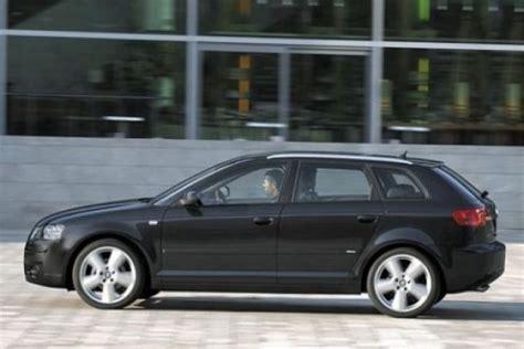 Audi A3 Sportback S Line Schwarz by Audi A3 Sportback Mit S Line Sportpaket Plus Bilder