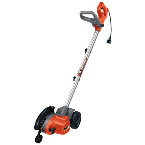 shop black decker 12 7 5 in corded electric lawn