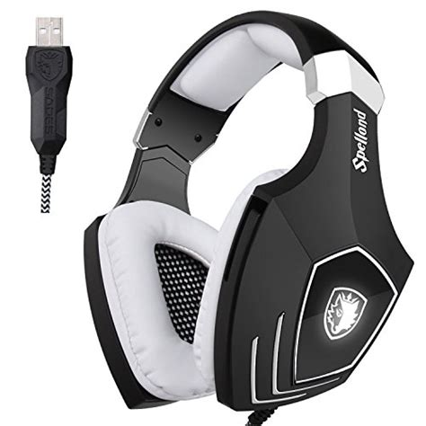 Headset Sades Spellond sades a60 spellond stereo headphone getaheadphone