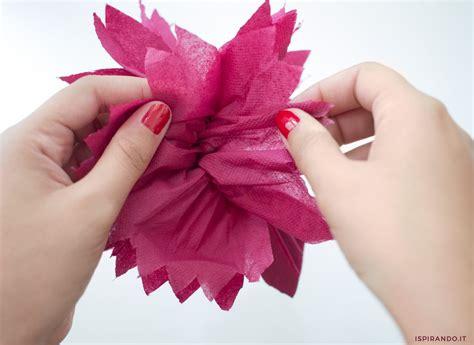 fiori con i tovaglioli creare fiori con tovaglioli di carta ispirando