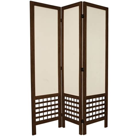 Lattice Room Divider 5 189 Ft Open Lattice Fabric Room Divider Roomdividers