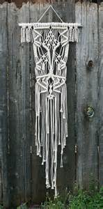Macrame Etsy - 1000 images about macrame wall hangings on