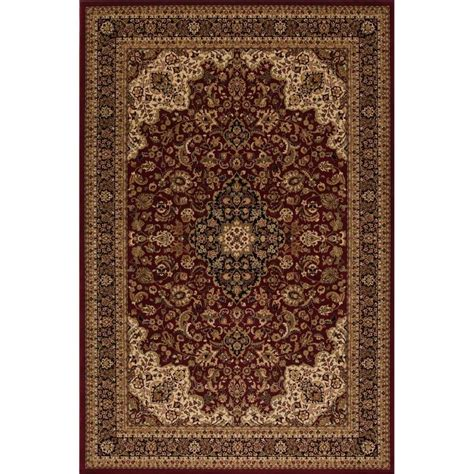 Shop Area Rugs Shop Style Selections Daltorio Rectangular Indoor Woven Area Rug Common 8 X 10