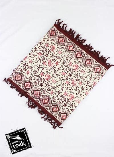 Taplak Taplak Meja Tamu Taplak Meja taplak meja tamu batik cap peksi rumbai taplak meja batik murah batikunik