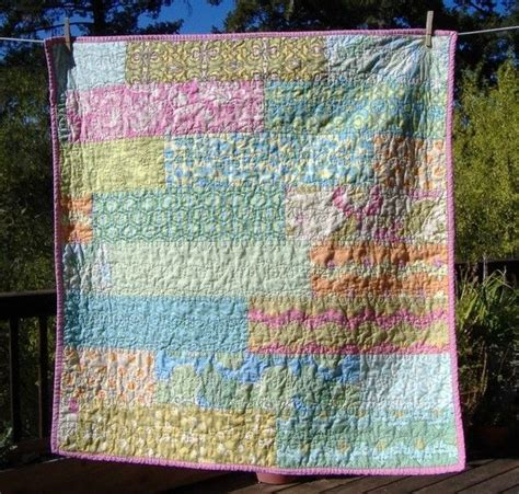 Types Of Quilting by Custom Baby Quilt Choose Your Favorite Colors And Types