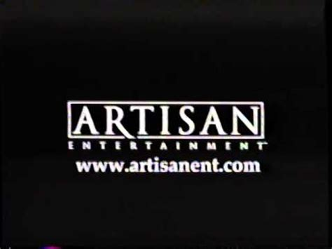 artisan entertainment www artisanent 1999 company