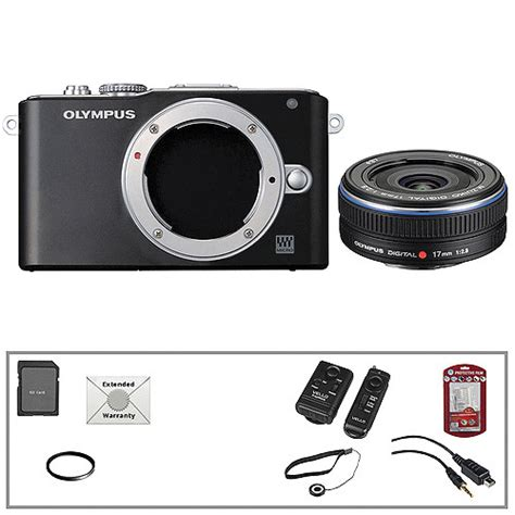 Kamera Mirrorless Olympus E Pl3 Olympus E Pl3 Mirrorless Micro Four Thirds Digital Kit