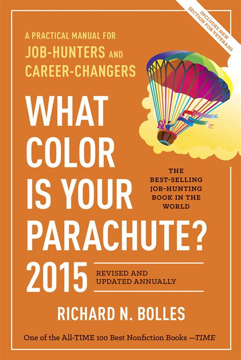 what color is your when your manila speak what color is your parachute 2015