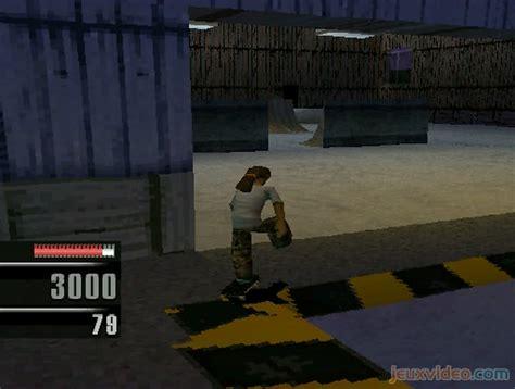 gameplay thrasher skate and destroy skate de nuit sur