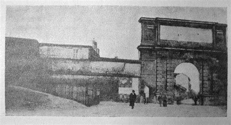 porta romana testo arco di porta romana nei cantieri dell arte