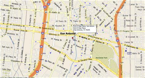 map to cion cion office building downtown san