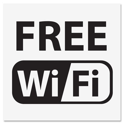 signs free free wi fi sign clipart best