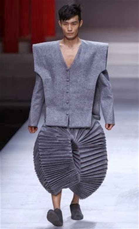 9 Things Hes Thinking About Your Clothes by And The Why The High Fashion Runway Won T