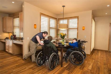 A dream design for the disabled