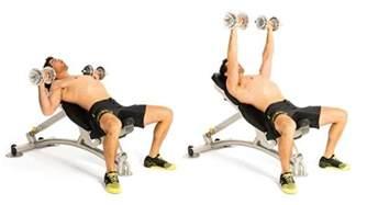 Superset Bench Press Superset Workout Plan Coach