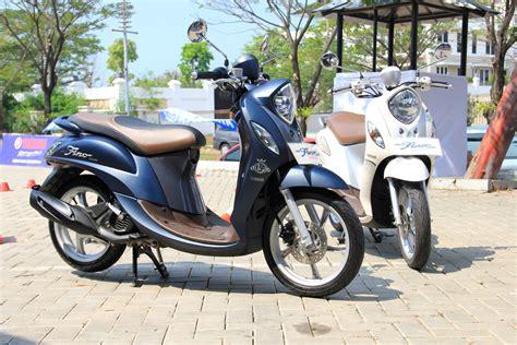 Yamaha New Fino 125 Premium yamaha fino 125 2018 premium grande beritamotor net